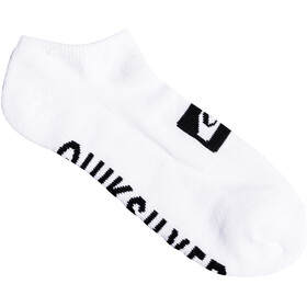 Quiksilver Ankle - Chaussettes - 3 Pack blanc